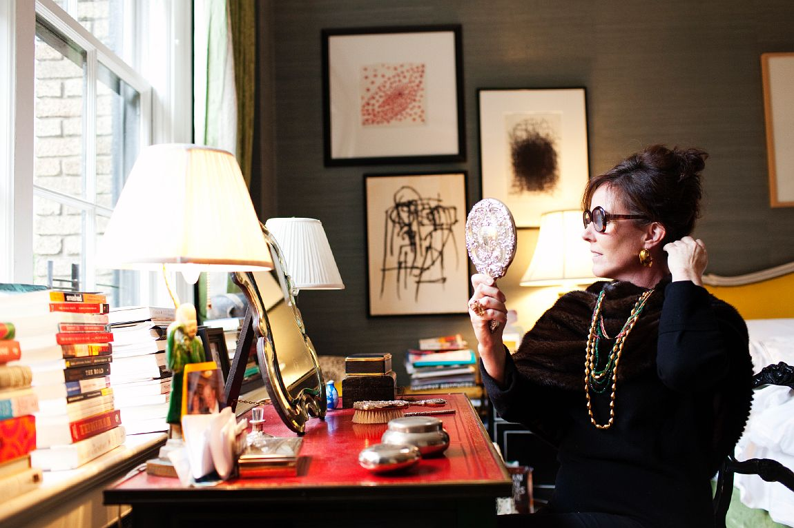 Steven Sclaroff | The Selby: The Park Avenue Apartment Of Kate And Andy  Spade