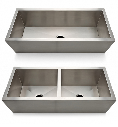 Kerr Ranchhouse sinks