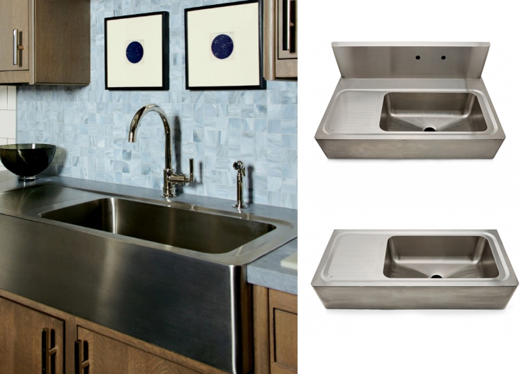 Alta Cabinetry and Kerr Sink